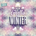 2014冬季海报