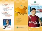 中国人寿保险折页