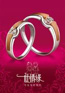 结婚对戒海报