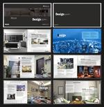 家装设计企业画册