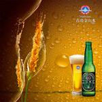 青岛金山水啤酒
