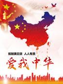 爱我中华海报