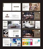 家具企业宣传画册