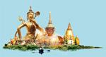 泰国旅游元素