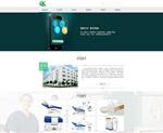 绿色自然公司网页