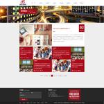 培训机构网页