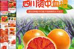 淘宝血橙详情页