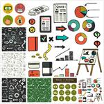 商业图表素材