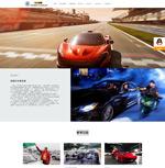汽车俱乐部网页