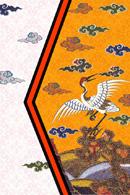中国传统云鹤图