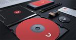 红色CD盒VI样机