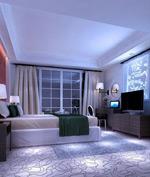 卧室整体模型