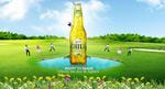 创意啤酒海报