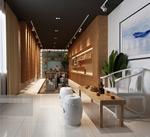 古典茶室模型