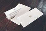 信封vi样机素材