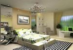 小清新卧室模型