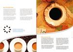 咖啡画册内页