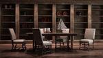 家装餐厅模型