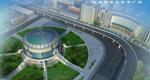 体育广场模型