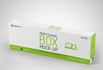 绿色彩盒样机