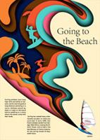 帆船冲浪海报