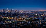 城市建筑夜景图片