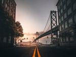 城市桥梁图片