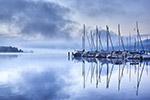 博登湖风景