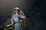 越南传统美女