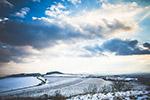 冬天自然景色