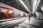 布拉格地铁站