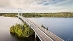 跨湖大桥风景