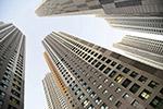现代城市高层建筑