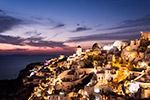 爱琴海夜景