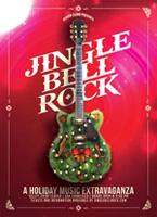 酒吧圣诞音乐海报