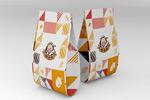 包装纸袋样机