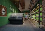 面包店3D模型