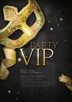VIP派对海报