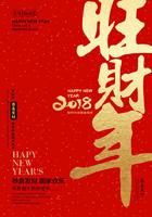 新年旺财年海报