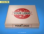 Pizza纸盒样机