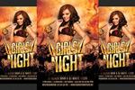 女士之夜主题海报