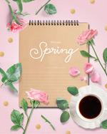 小清新春季海报