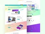 网站设计展示样机