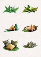 端午节粽子元素