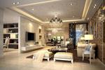 欧式客厅3d模型