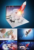 商务概念创业图片