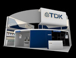 科技化展厅模型