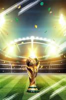 激战世界杯背景