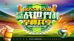 赢战世界杯海报