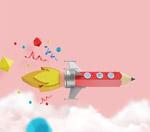 铅笔火箭智力开发